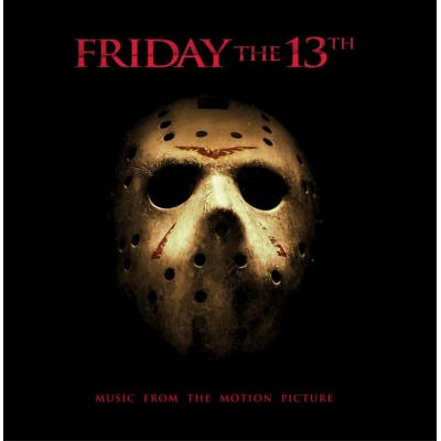 Friday the 13th Soundtrack CD. Friday the 13th Soundtrack