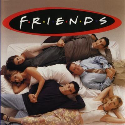 Friends Soundtrack CD. Friends Soundtrack