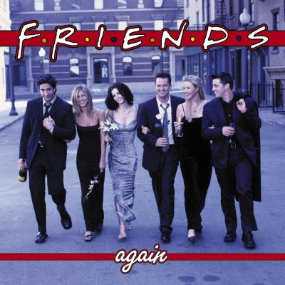 Friends Again Soundtrack CD. Friends Again Soundtrack