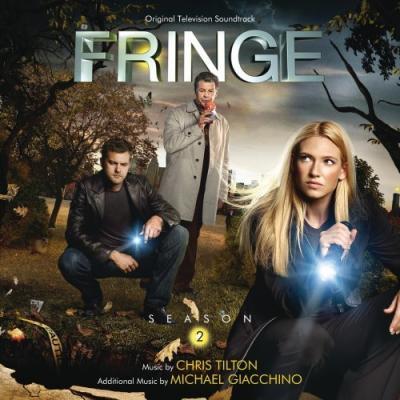 Fringe: Season 2 Soundtrack CD. Fringe: Season 2 Soundtrack