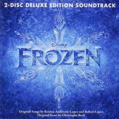 Frozen Soundtrack CD. Frozen Soundtrack