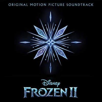 Frozen II Soundtrack CD. Frozen II Soundtrack