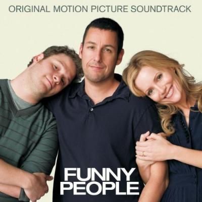 Funny People Soundtrack CD. Funny People Soundtrack
