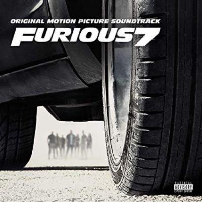 Furious 7 Soundtrack CD. Furious 7 Soundtrack