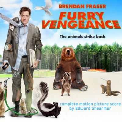 Furry Vengeance Soundtrack CD. Furry Vengeance Soundtrack