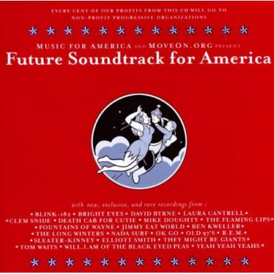 Future Soundtrack for America Soundtrack CD. Future Soundtrack for America Soundtrack