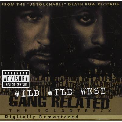 Gang Related Soundtrack CD. Gang Related Soundtrack