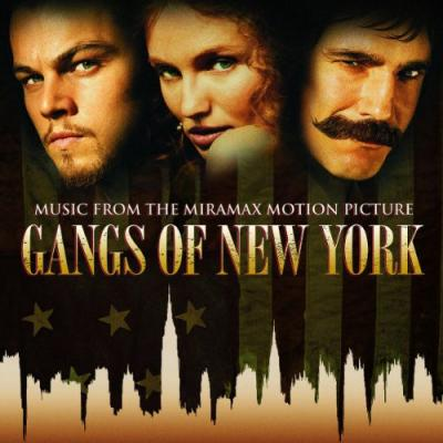 Gangs of New York Soundtrack CD. Gangs of New York Soundtrack