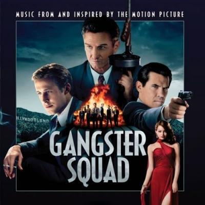 Gangster Squad Soundtrack CD. Gangster Squad Soundtrack Soundtrack lyrics
