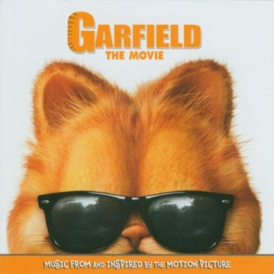 Garfield Soundtrack CD. Garfield Soundtrack