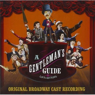 Gentleman's Guide to Love and Murder, A Soundtrack CD. Gentleman's Guide to Love and Murder, A Soundtrack
