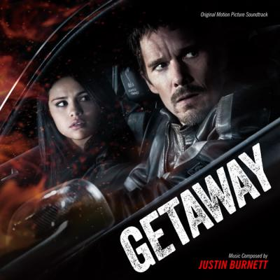 Getaway Soundtrack CD. Getaway Soundtrack