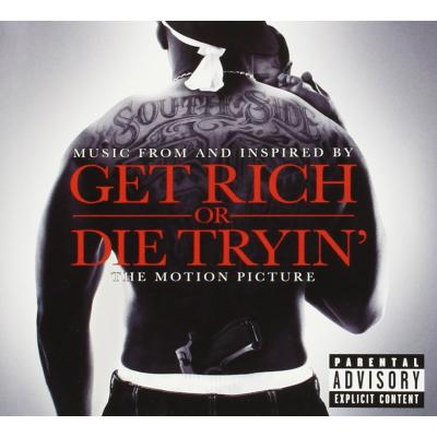 Get Rich or Die Tryin' Soundtrack CD. Get Rich or Die Tryin' Soundtrack