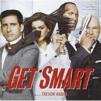 Get Smart Soundtrack CD. Get Smart Soundtrack