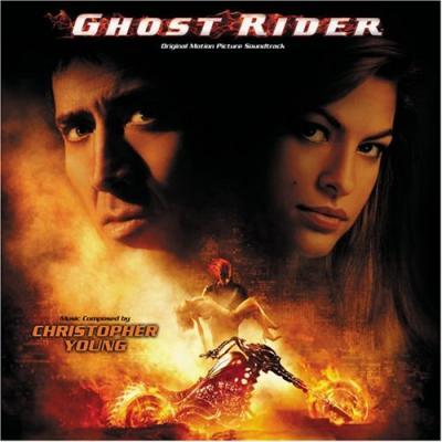 Ghost Rider Soundtrack CD. Ghost Rider Soundtrack