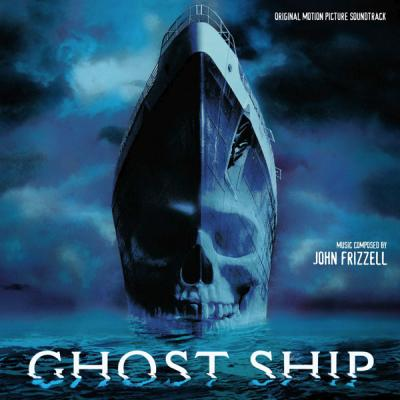 Ghost Ship Soundtrack CD. Ghost Ship Soundtrack