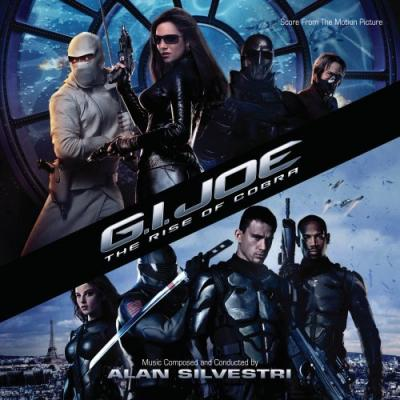 G.I. Joe: The Rise of Cobra Soundtrack CD. G.I. Joe: The Rise of Cobra Soundtrack
