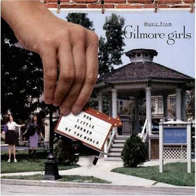 Gilmore Girls Soundtrack CD. Gilmore Girls Soundtrack