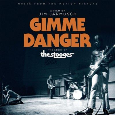 Gimme Danger Soundtrack CD. Gimme Danger Soundtrack