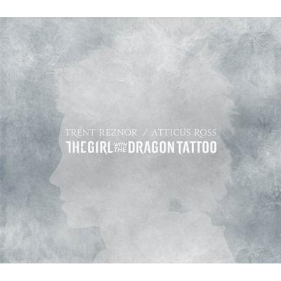 Girl With The Dragon Tattoo, The Soundtrack CD. Girl With The Dragon Tattoo, The Soundtrack