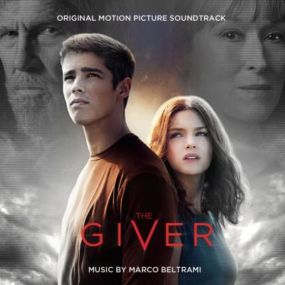 Giver, The Soundtrack CD. Giver, The Soundtrack