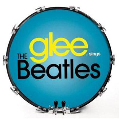 Glee Sings The Beatles Soundtrack CD. Glee Sings The Beatles Soundtrack