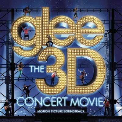 Glee The 3D Concert Movie Soundtrack CD. Glee The 3D Concert Movie Soundtrack