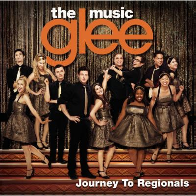 Glee: The Music - Journey to Regionals Soundtrack CD. Glee: The Music - Journey to Regionals Soundtrack