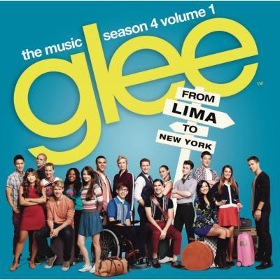 Glee: The Music - Season 4 Vol. 1 Soundtrack CD. Glee: The Music - Season 4 Vol. 1 Soundtrack