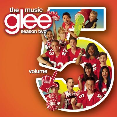 Glee: The Music, Vol. 5 Soundtrack CD. Glee: The Music, Vol. 5 Soundtrack