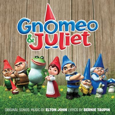 Gnomeo & Juliet Soundtrack CD. Gnomeo & Juliet Soundtrack