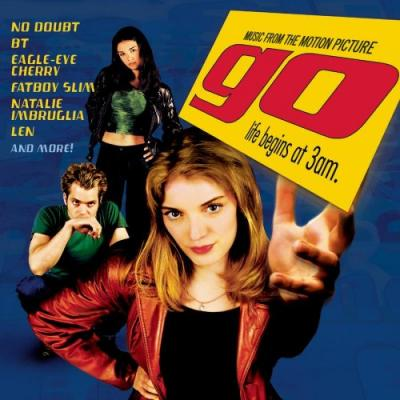 Go Soundtrack CD. Go Soundtrack