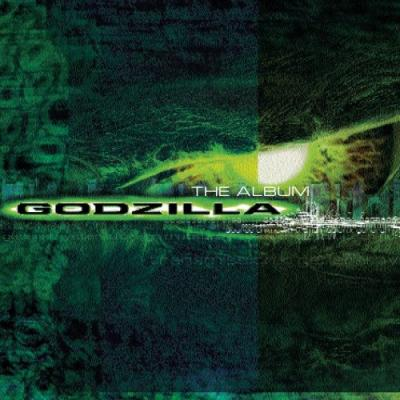 Godzilla Soundtrack CD. Godzilla Soundtrack