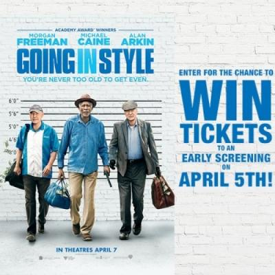 Going in Style Soundtrack CD. Going in Style Soundtrack