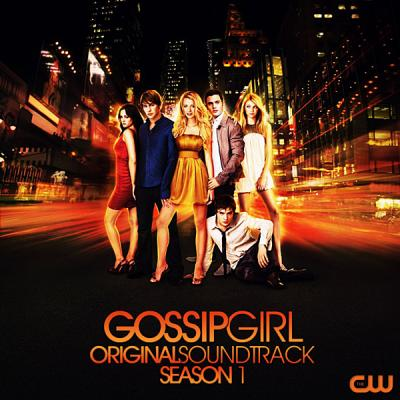 Gossip Girl 1 Soundtrack CD. Gossip Girl 1 Soundtrack