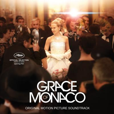 Grace of Monaco Soundtrack CD. Grace of Monaco Soundtrack