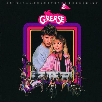 Grease 2 Soundtrack CD. Grease 2 Soundtrack