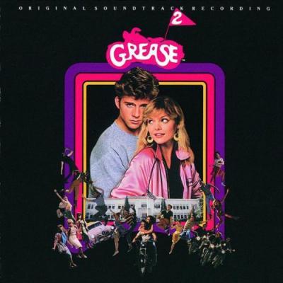 Grease 2 Soundtrack CD. Grease 2 Soundtrack