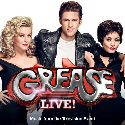 Grease Live Soundtrack CD. Grease Live Soundtrack