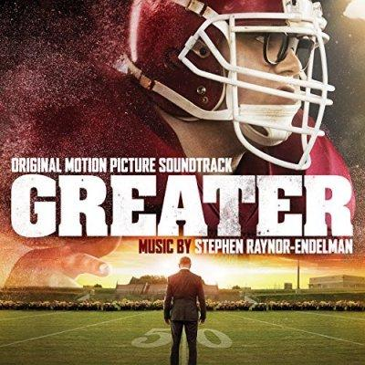 Greater Soundtrack CD. Greater Soundtrack
