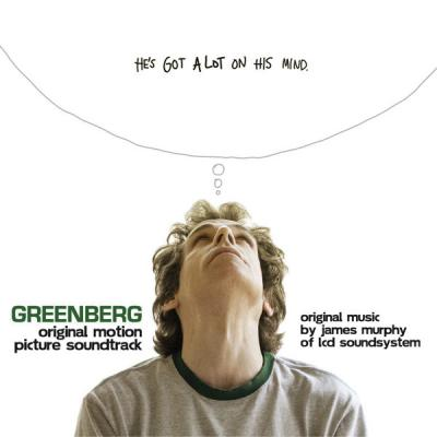 Greenberg Soundtrack CD. Greenberg Soundtrack