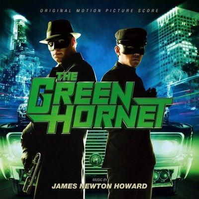 Green Hornet Soundtrack CD. Green Hornet Soundtrack
