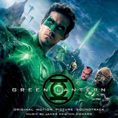 Green Lantern Soundtrack CD. Green Lantern Soundtrack
