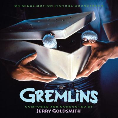 Gremlins Soundtrack CD. Gremlins Soundtrack