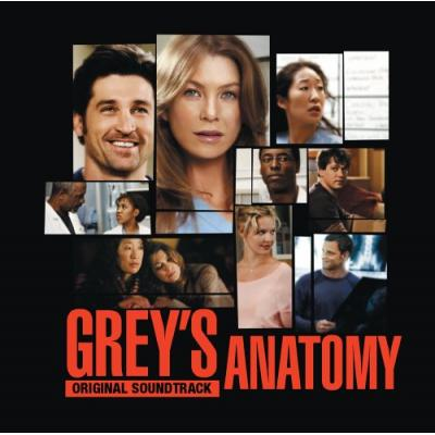Grey's Anatomy Soundtrack CD. Grey's Anatomy Soundtrack