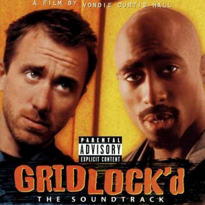 Gridlock'd Soundtrack CD. Gridlock'd Soundtrack