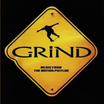 Grind Soundtrack CD. Grind Soundtrack