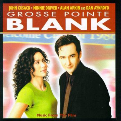 Grosse Pointe Blank Soundtrack CD. Grosse Pointe Blank Soundtrack