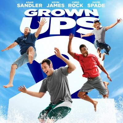 Grown Ups 2 Soundtrack CD. Grown Ups 2 Soundtrack