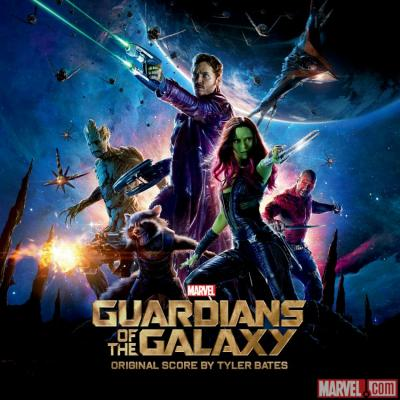 Guardians of the Galaxy Soundtrack CD. Guardians of the Galaxy Soundtrack